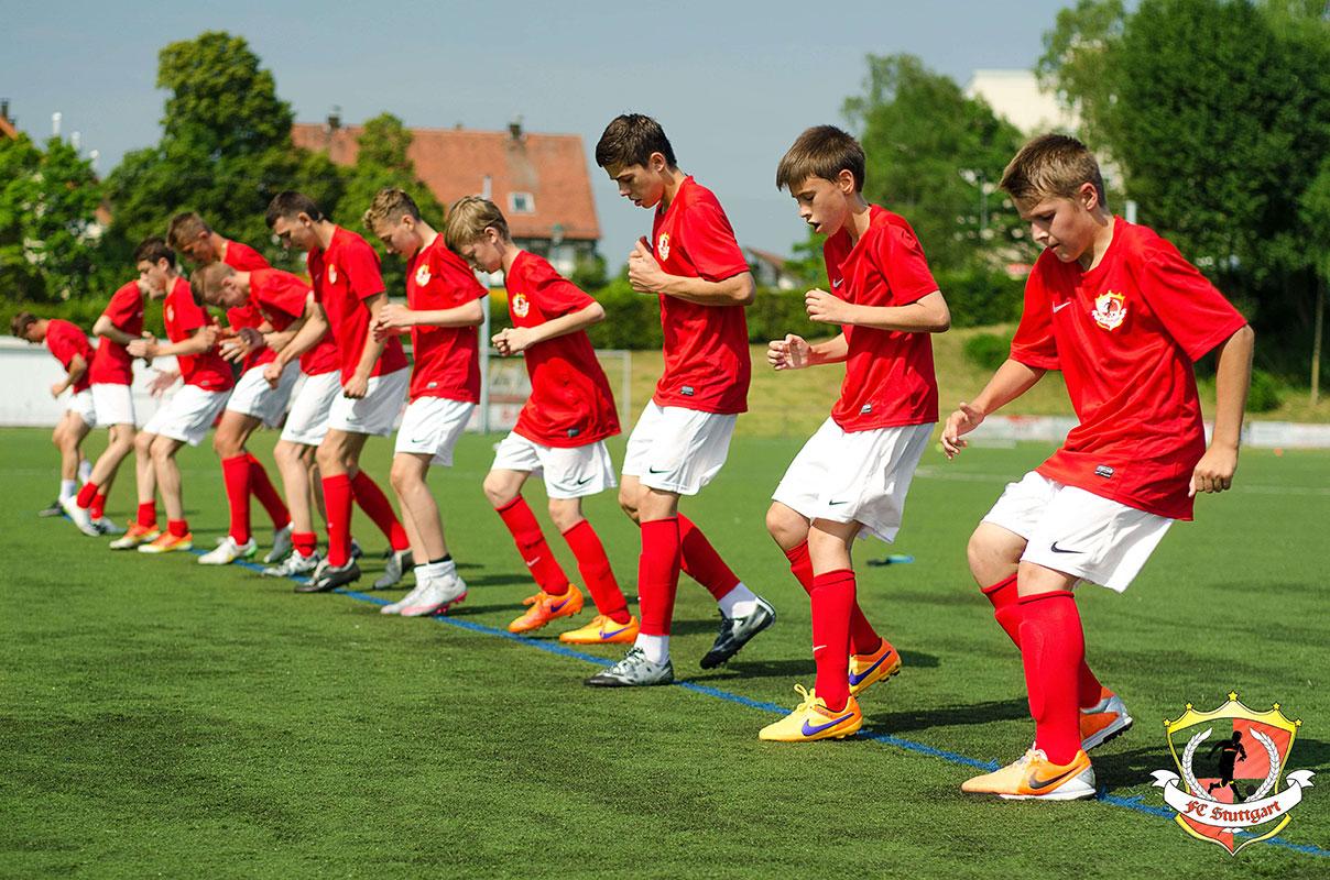 Футбольный лагерь бавария для детей в россии