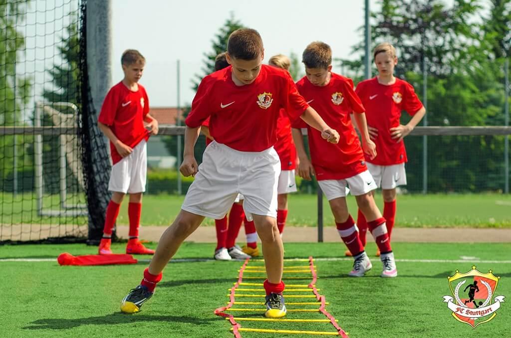 Немецкая футбольная школа в москве