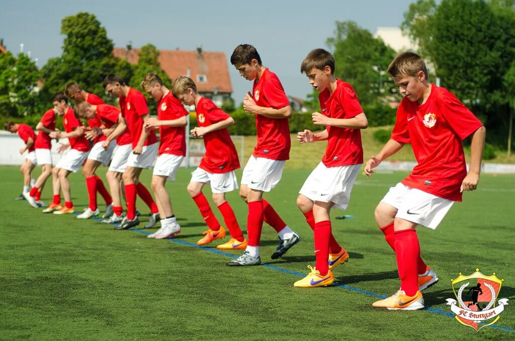 Немецкая школа футбола